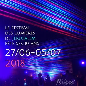 festival lumieres jerusalem