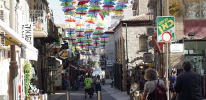 Se balader à Jérusalem