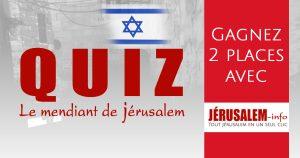 le mendiant de jerusalem jeu