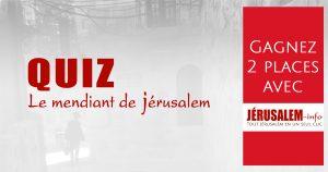 jerusalem mendiant théâtre