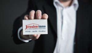 jerusalem immobilier