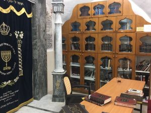 synagogue marocain jerusalem nahlaot