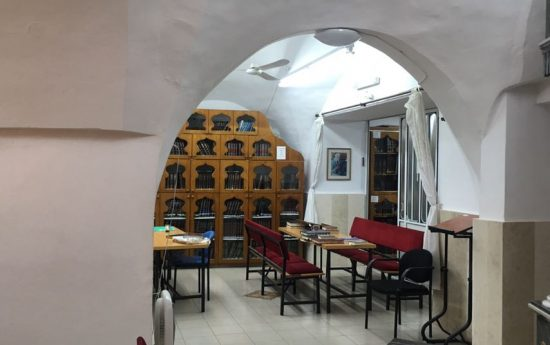 Nahlaot synagogue marocaine jerusalem