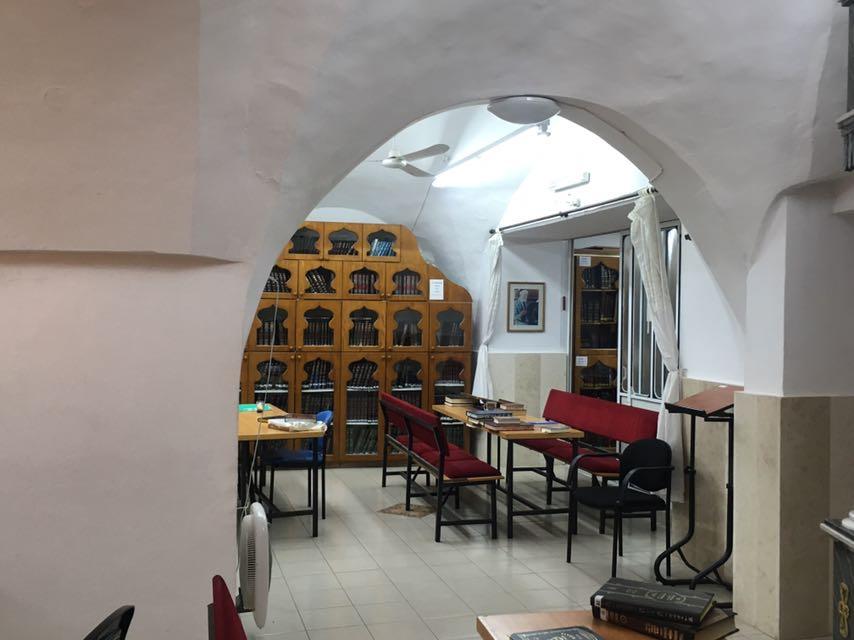 Nahlaot synagogue marocaine jerusalem