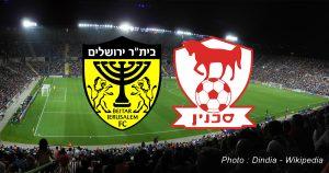 football sport jerusalem