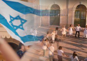 yom haatzmaoute jerusalem israel