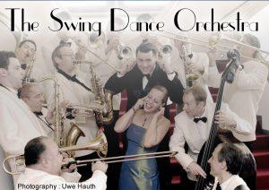 The Swing Dance Orchestra jerusalem
