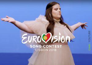 eurovision netta israel jerusalem