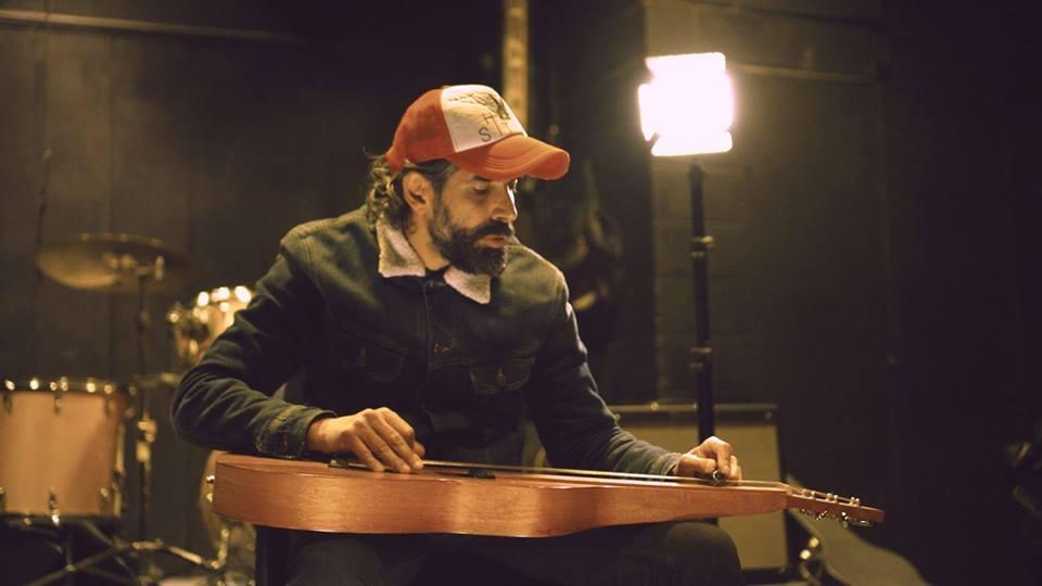 saadya folk guitar kikar jerusalem israel