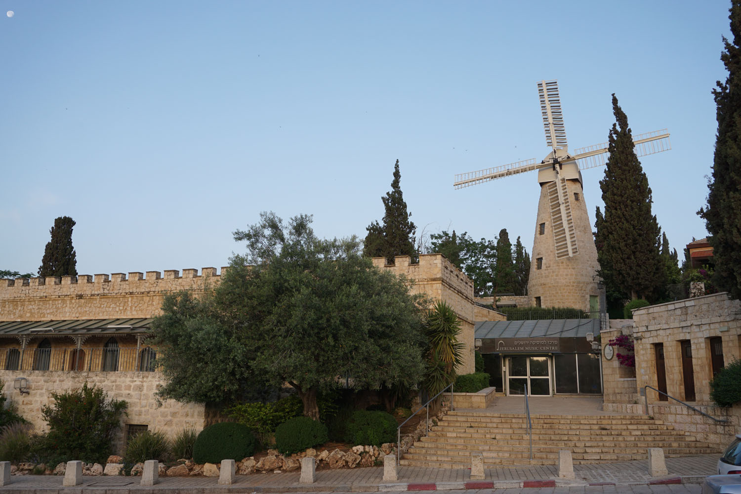 moulin jerusalem