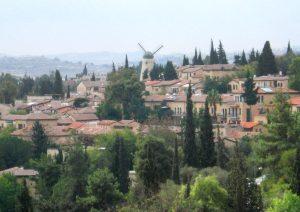 Mishkenot Sheananim jerusalem israel