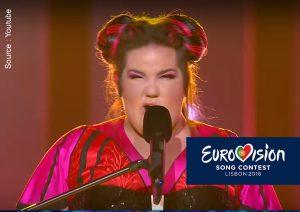 eurovision neta israel jerusalem