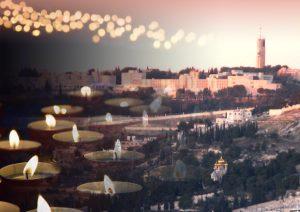 mont scopus israel jerusalem souvenir soldats