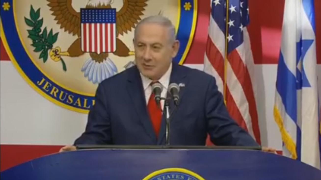 inauguration ambassade us jerusalem