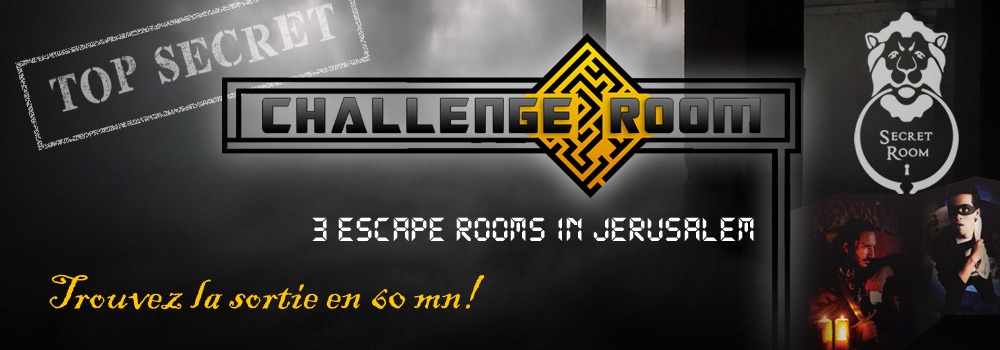 escape room jerusalem