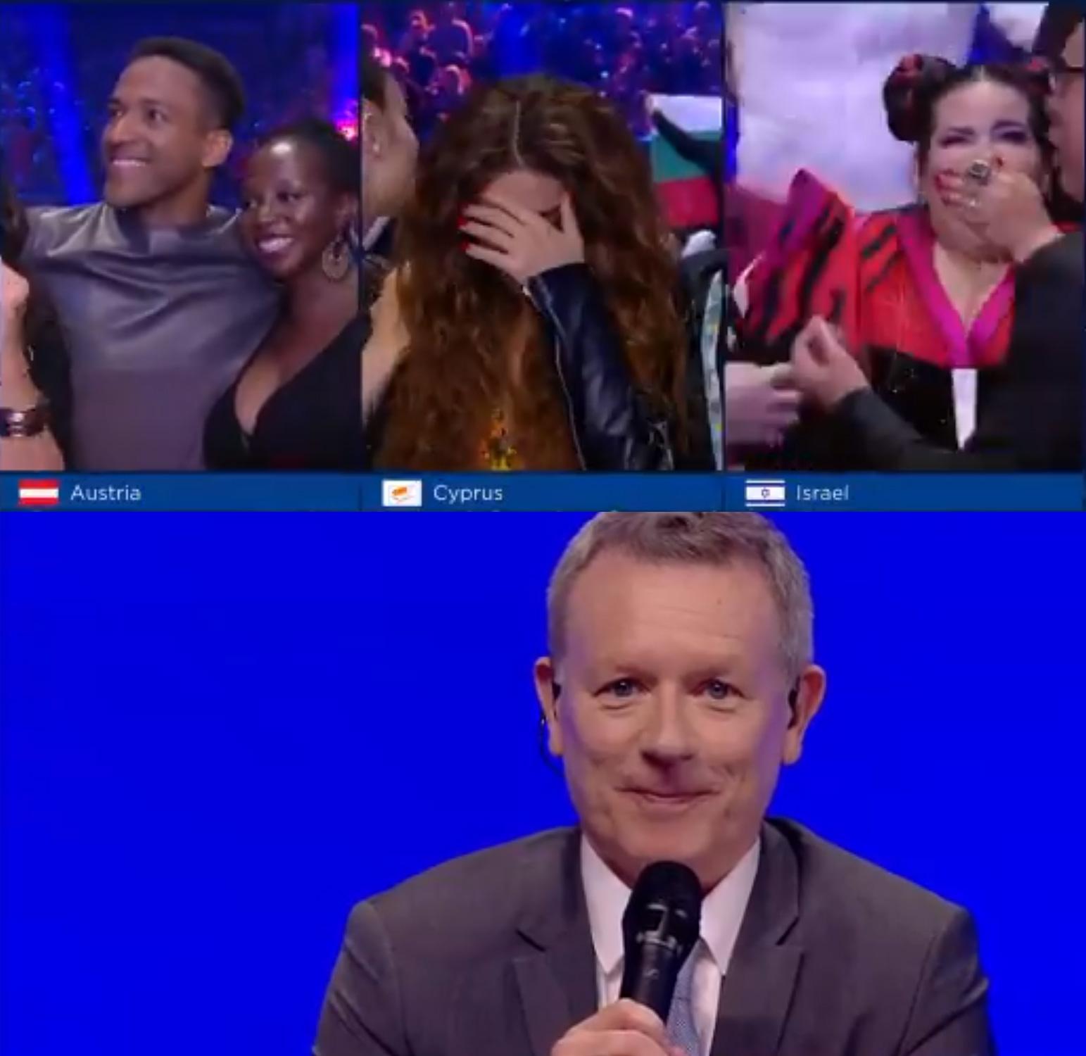 eurovision victoire israel