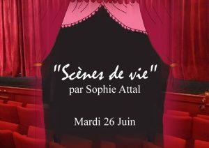 sophie Attal theatre