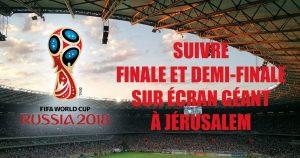 mondial foot jerusalem