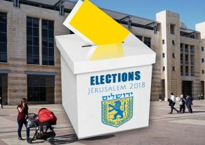 elections municipales jerusalem mairie