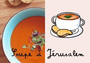 soupe jerusalem