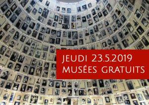 musee gratuit