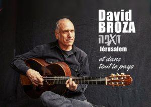 David Broza zappa